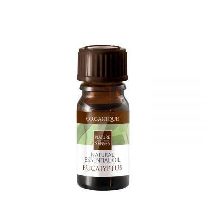 Ulei aromatic eucalipt, Organique