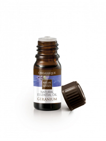 Ulei aromatic geraniu, Organique