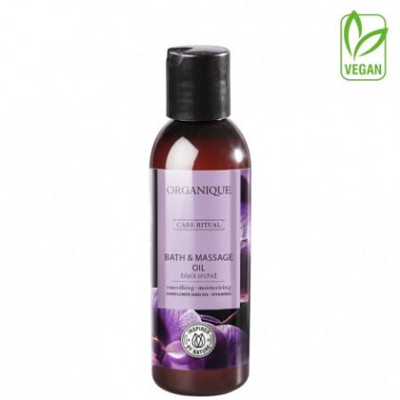 Ulei de masaj si baie cu Orhidee neagra Organique 125 ml