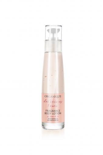 Lotiune parfumata pentru corp, Delicious Touch, Organique, 100 ml