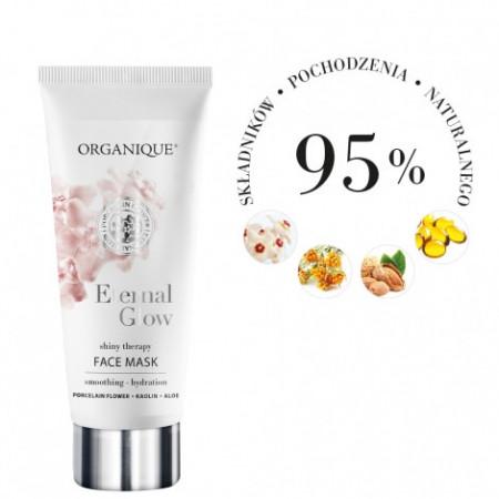 Masca faciala cremoasa Eternal Glow 95% ingrediente naturale.