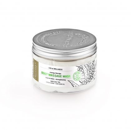 Masca masaj corp Feel-Up, Organique, 450 ml