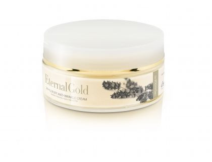 Crema antirid cu aur, Eternal Gold, Organique, 180 ml + 20 ml gratis