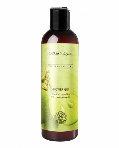 Gel de dus regenerant piele matura Naturals Anti Age Organique 250 ml