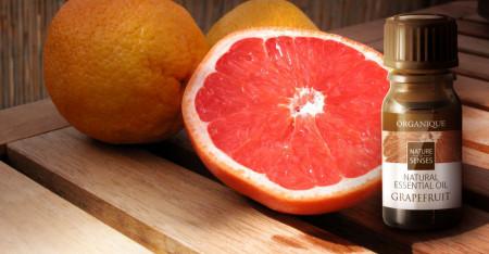 Ulei aromatic grepfruit, Organique