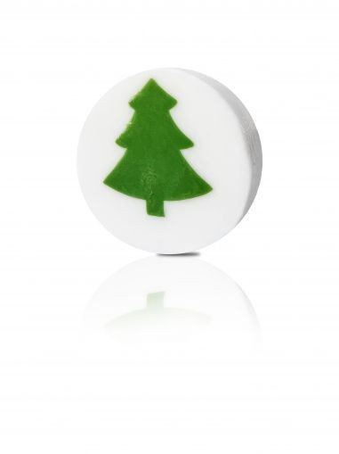 Sapun White Christmas Tree, Organique, 100 g