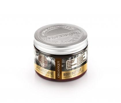 Unt de corp cu ulei de argan, Organique, 150 ml