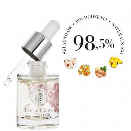 Elixir facial, Eternal Glow, 98% ingrediente naturale.
