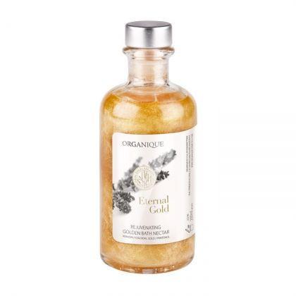 Gel dus si nectar baie cu aur, Eternal Gold, Organique, 200 ml