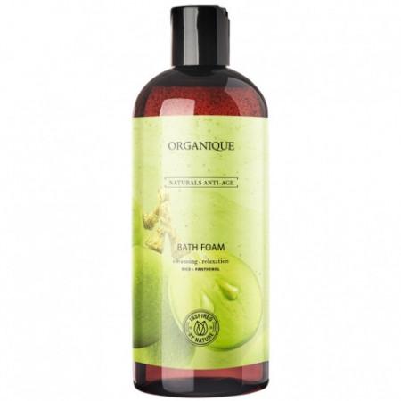 Lotiune spumanta de baie Naturals Anti-Age, Organique, 400 ml