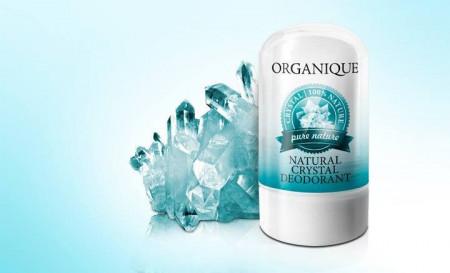 Deodorant stick natural din piatra Alaun, Organique
