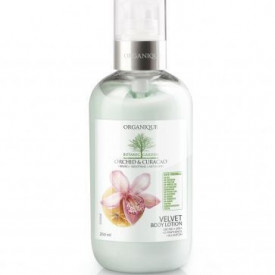 Lapte corp, cu orhidee si curacao, Organique, 250 ml