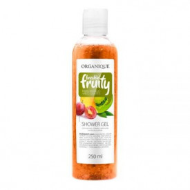 Gel dus kiwi, struguri si mango, Organique, 250 ml