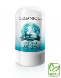 Deodorant stick natural din piatra Alaun, Organique, 50 gr