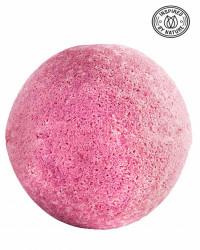 Bila efervescenta spumanta de baie, Guava, Organique, 170 gr