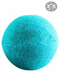 Bila efervescenta spumanta de baie, Masculin, Organique, 170 gr