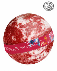 Bila efervescenta spumanta de baie, My Pleasure, Organique, 170 g