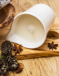 Candela pentru masaj argan si chilli 125 ml