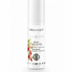 Crema de noapte cu fructe goji, Organique, 50 ml