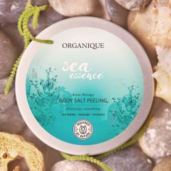Exfoliant corp, esenta marina, Organique, 200 ml