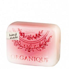 Sapun Pentru Dragoste (Fragi si glicerina) , Organique, 100 gr