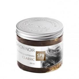 Sapun negru, Organique, 200 ml