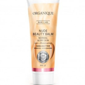 BB cream, ten normal si uscat, SPF 15, Organique, 30 ml