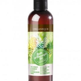 Ulei masaj si baie ananas, Organique, 250 ml