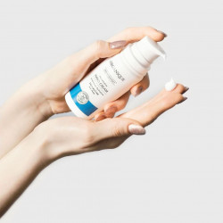 Crema maini regeneranta si protectoare cu unt de shea si perle Organique 100 ml