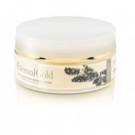 Crema antirid cu aur, Organique, 180 ml + 20 ml gratis