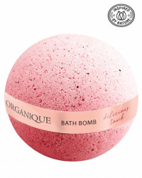 Bila efervescenta spumanta de baie, Delicious Touch, Organique, 170 gr