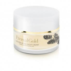 Crema de noapte cu aur, Eternal Gold, Organique, 50 ml