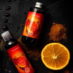 Lotiune spumanta de baie Spicy, Organique, 200 ml