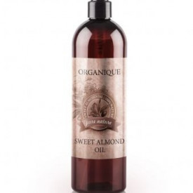 Ulei pentru masaj facial si corporal cu migdale dulci - PROFESIONAL, Organique, 500 ml
