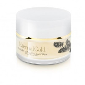 Crema de zi cu aur, Eternal Gold, Organique, 50 ml