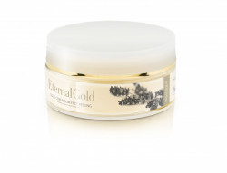 Exfoliant facial, cu aur si corundum, Eternal Gold, Organique, 200 ml