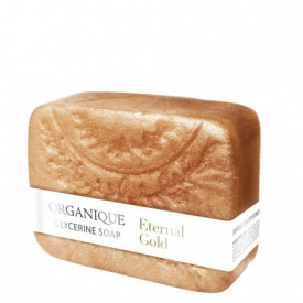 Sapun Eternal Gold, cu glicerina, Organique, 100 gr