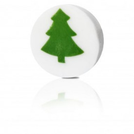 Sapun White Christmas Tree, Organique, 100 g