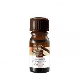 Ulei aromatic vanilie, Organique, 7 ml