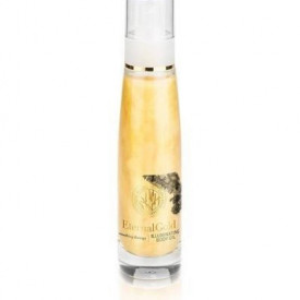 Ulei corp iluminator, cu aur, Eternal Gold, Organique, 100 ml