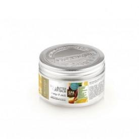 Balsam corporal cu unt de shea, chilli si portocale, Organique, 450 ml