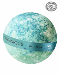 Bila efervescenta spumanta de baie, Sea Essence, Organique, 170 gr