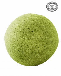 Bila efervescenta spumanta de baie, Greeky, Organique, 170 gr