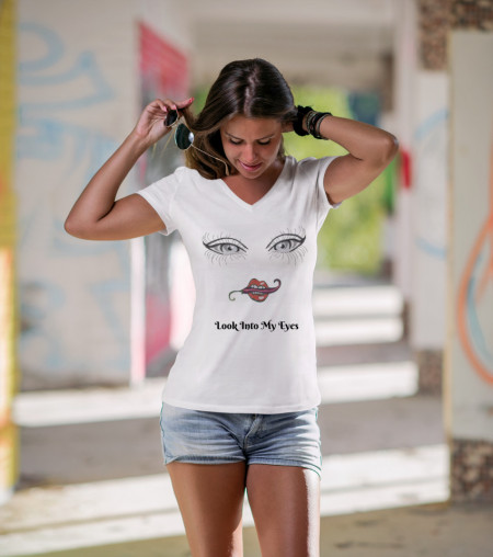 Look Into My Eyes Tshirt