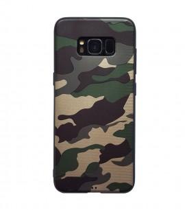 Husa silicon military pentru Samsung S8+