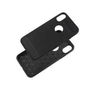 Husa Simple Black Samsung Galaxy J6 Plus 2018, Black
