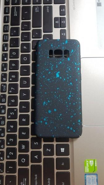 Husa stropi Samsung S8 - albastru