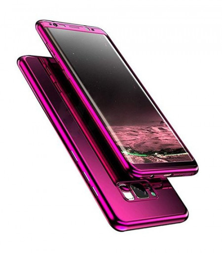 Husa 360 Huawei P20 Purple