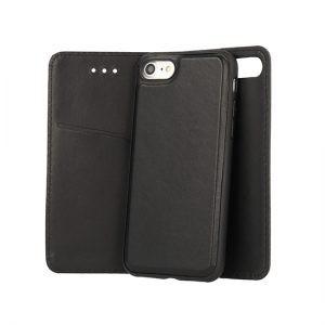 Husa Carte Vennus Twin 2 In 1 Samsung S9 Plus, Black