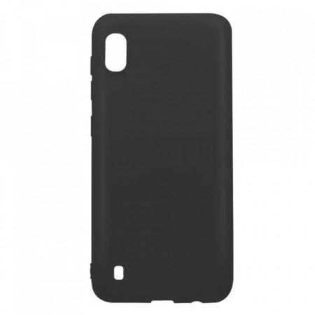 Husa Matt Tpu Samsung A10, Black